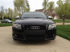 blacked out the grille my b7 s4 this weekend with plastidip audi