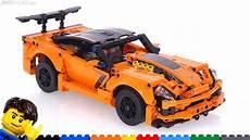 lego technic chevrolet corvette zr1 review 42093