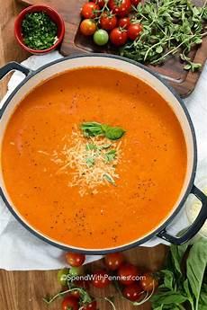 tomatensuppe aus frischen tomaten fresh tomato soup gt easy
