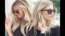 Schulterlange Haare Frisuren Damen Neue Ideen Sch 246 Ne