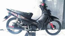 Modifikasi Supra Fit New by Modifikasi Standart Honda Supra Fit New