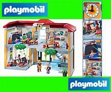 Playmobil Ausmalbilder Schule Playmobil 5923 Gro 223 E City Grundschule Schule Rarit 228 T 491