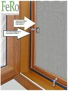 Fliegengitter Fenster M 252 Cken Insektenschutz Alu Neu