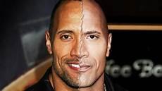 The Rock Dwayne Johnson - the stunning transformation of dwayne the rock johnson
