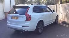 Volvo Xc90 Momentum - volvo xc90 d5 momentum awd white 2016