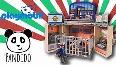 Playmobil Malvorlagen Polizei Playmobil Polizei City Polizeistation