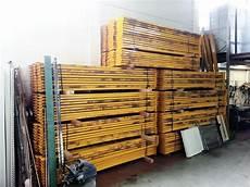 scaffali portapallets usati tecnostrutture scaffali industriali usati porta pallets