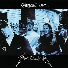 metallica garage inc garage inc 2cd album metallica cdon