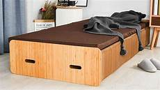 paper bed extendable flat pack cardboard bed