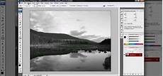 how to convert color photos to black and white in