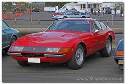 Simon Cars  Ferrari Daytona