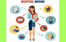 24 Gambar Kartun Kesibukan Ibu Rumah Tangga Gambar Kartun