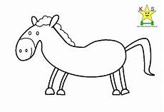 pferde ausmalbilder klein ausmalbild pferd malvorlage pferd kostenlos