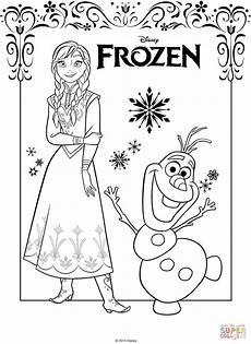 Ausmalbilder Und Elsa Olaf Malvorlagen Olaf Kostenlose Malvorlagen Ideen
