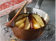 pear date compote_image