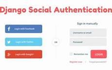 django social registration how to create sign up registration view in django studygyaan