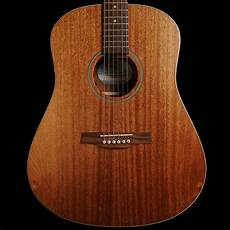 seagull s6 mahogany seagull s6 mahogany deluxe sg electro acoustic guitar solid top with mahogany back sides