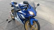 yamaha yzf r125 250cc 32hp ahm racing exhaust