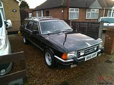 1985 Ford Granada Estate 2 8 V6 Auto Ghia X