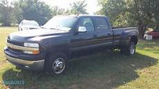 how make cars 2001 chevrolet silverado 3500 security system buy used 2001 chevy silverado 3500 crew cab 8 1 allison 5spd automatic black leather in pryor