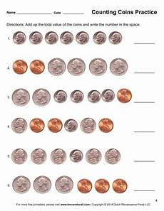 counting coins worksheets printable first grade math worksheets