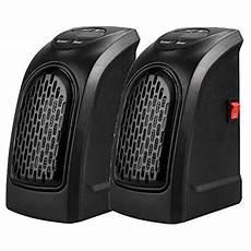 Bakeey 400w Intelligent Mini Space Heater by Chige 2 Pack 350w 400w Mini Space Heater Wall Space Ptc