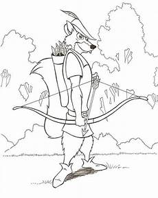 Robin Malvorlagen Novel Robin An Arrow Coloring Pages
