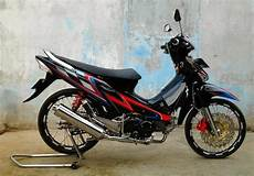Modif Supra 125 Minimalis by Foto Modifikasi Honda Supra X 125 Terbaru Moto Plus Plus