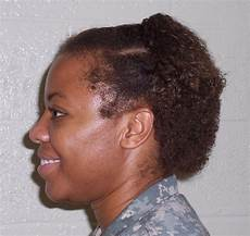 army hairstyles females