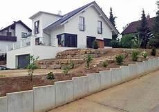 terrasse mit hang gartenneuanlage marohn binder gartengestaltung casa