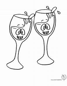 disegni di bicchieri disegni bicchieri az colorare