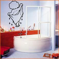 stickers salle de bain enfant 224 la serviette d 233 co de la