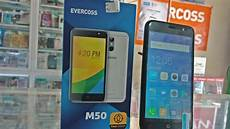 Unboxing Hp Evercoss M50 Harga Murah 900