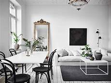 interior inspiration scandinavian home in black white and beige mademoiselle a minimalist