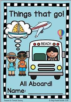 transport comprehension worksheets 15178 things that go transport theme ela reading writing and language worksheets teachers pay