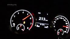 vw golf vii 1 4 tsi 140 ps acceleration 0 210 km h