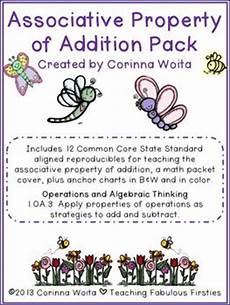 associative property of addition worksheets grade 3 9208 associative property of addition pack by corinna woita tpt