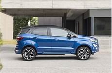 New Ford Ecosport Launched With European Focus Autocar