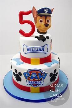 Gratis Malvorlagen Paw Patrol Cake Paw Patrol Cake