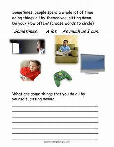 seven social skills worksheets for kids with asd who are socially isolated