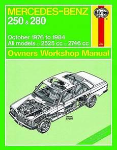 small engine maintenance and repair 1987 mercedes benz w201 regenerative braking mercedes benz 250 and 280 w123 series haynes workshop manual used sagin workshop car