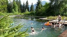 Ossiacher See Cing - biotop objem narave plavalni ribniki vrtni ribniki