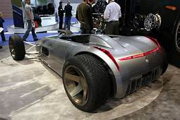 Cadillac VSR Hot Rod Concept  AmcarGuidecom American
