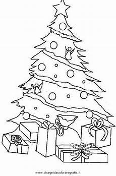 disegno albero natale 33 categoria natale da colorare