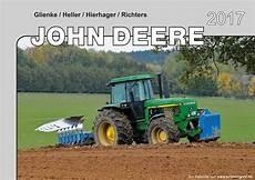 Kalender 2017 Deere Traktoren Im Einsatz