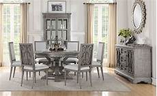 artesia round dining room by acme furniture furniturepick
