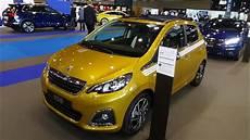 2018 Peugeot 108 Top Collection 1 2 Puretech Exterior