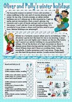 winter vacation esl worksheets 19994 winter holidays esl worksheet by savvinka
