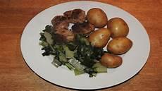 bouletten mit kartoffeln und mangold rezept mit bild