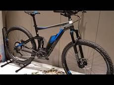 cube stereo hybrid 120 exc 500 black n blue 29er bosch e